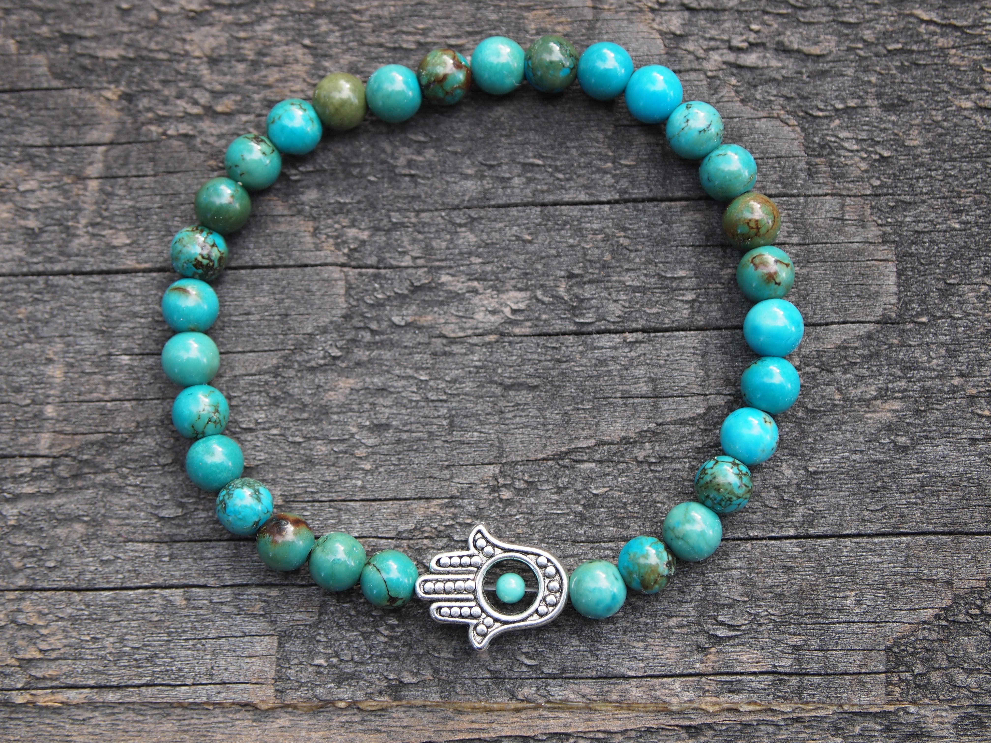 Turquoise Sacred Bracelet