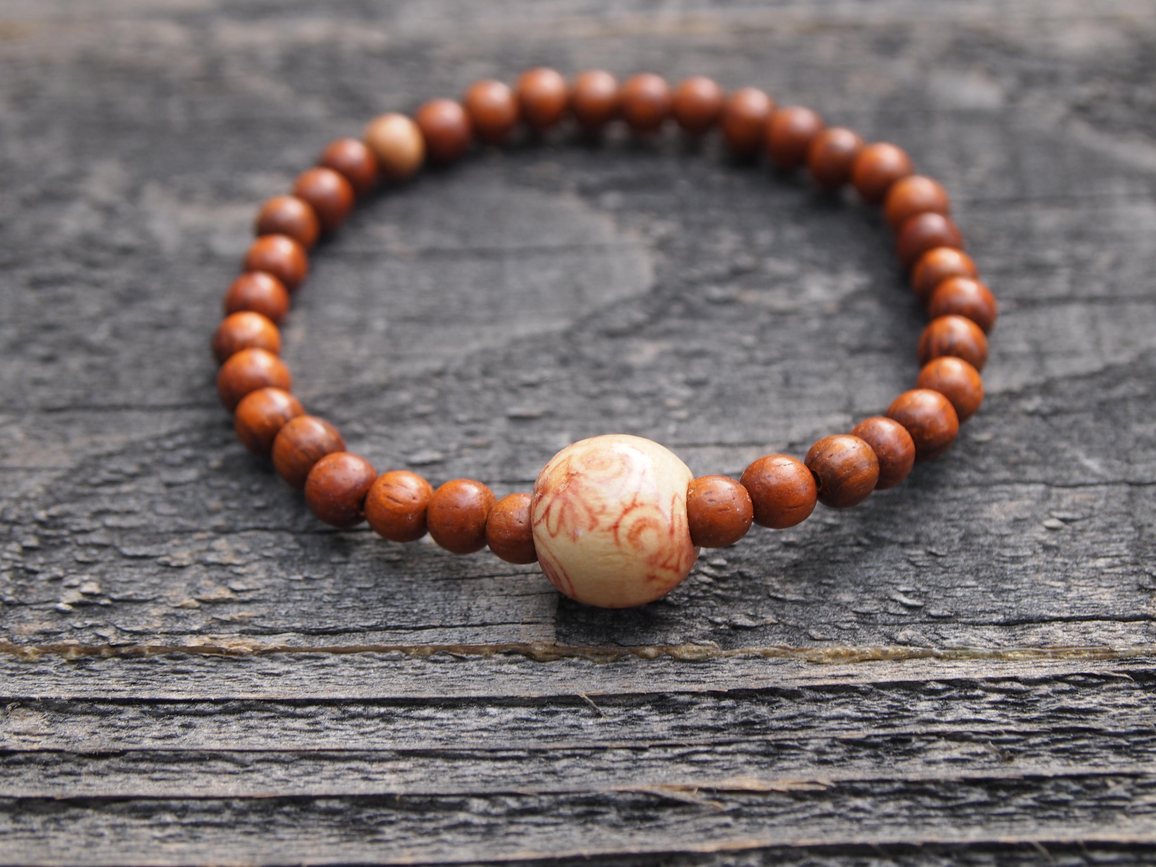 Wood Sacred Bracelet